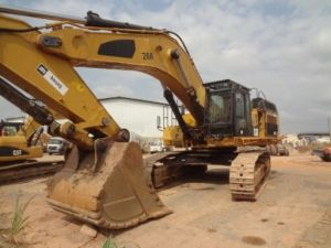 CATERPILLAR 374 DL