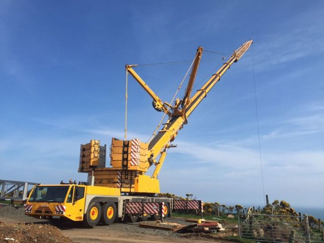 Demag AC 350 SSL